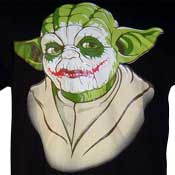 The Joker Yoda T-Shirt