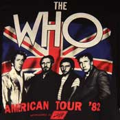 The Who Tour T-Shirt