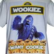 Wookie Cookie Monster Shirt