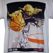 Slam Dunk Yoda Shirt